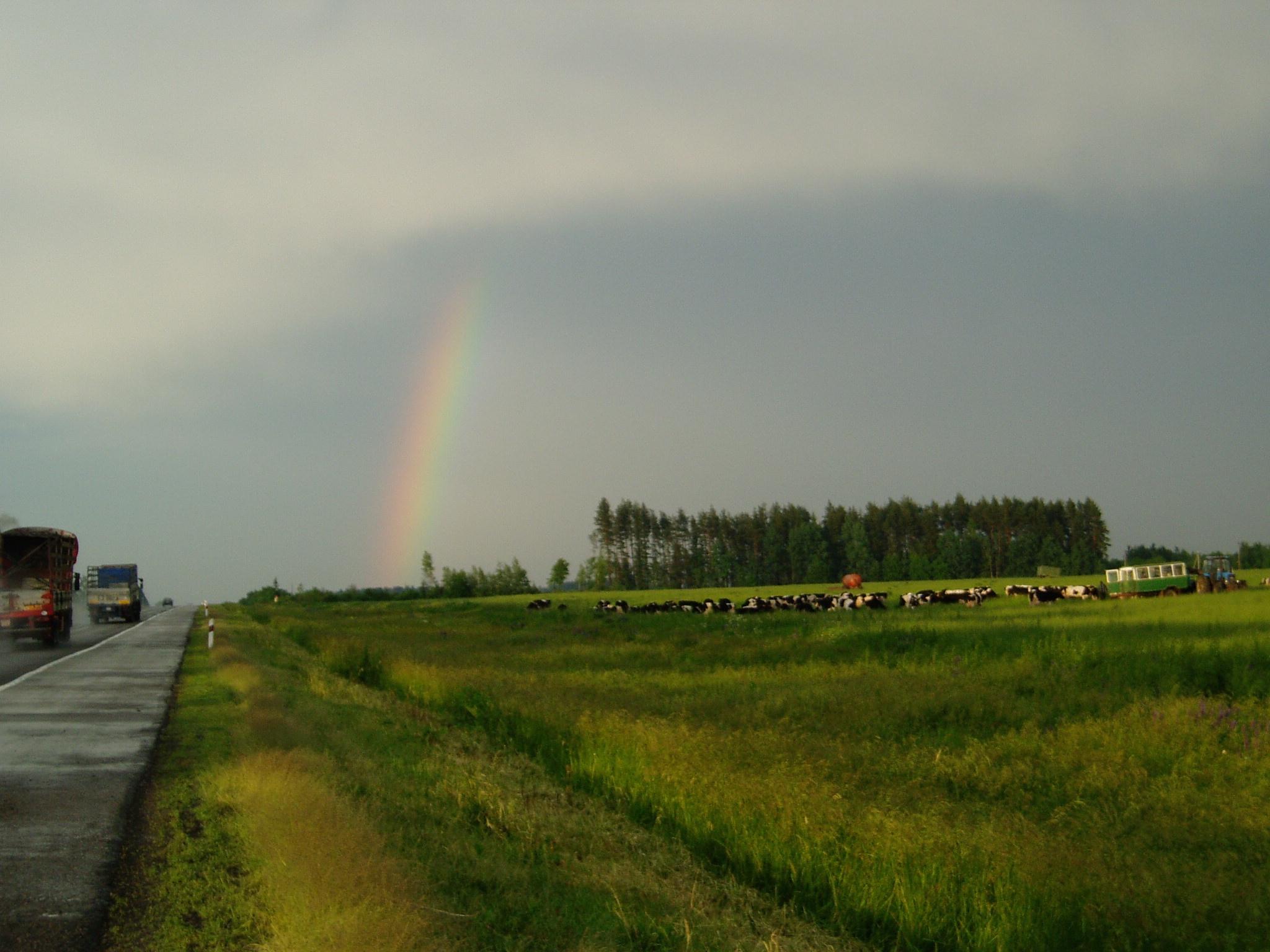 Белорусская радуга